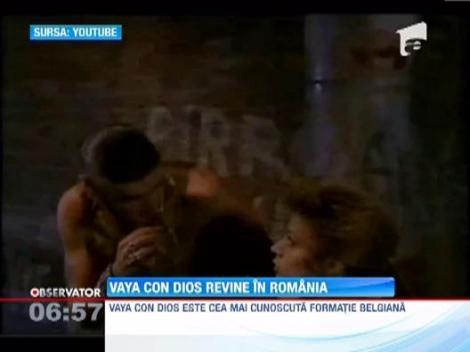 Vaya con Dios revine in Romania in martie 2013