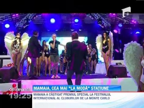 Mamaia, cea mai la moda statiune. A fost premiata la Festivalul International al Cluburilor de la Monte Carlo