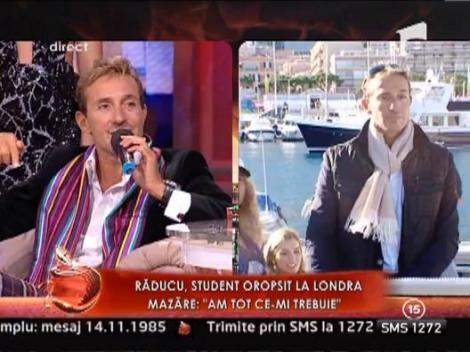 """Radu Mazare: """"Nu sunt sarac sau bogat, sunt un om realizat"""""""