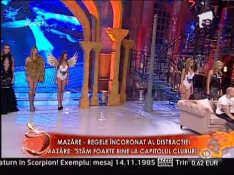"Radu Mazare: ""Stam foarte bine la capitolul cluburi"""