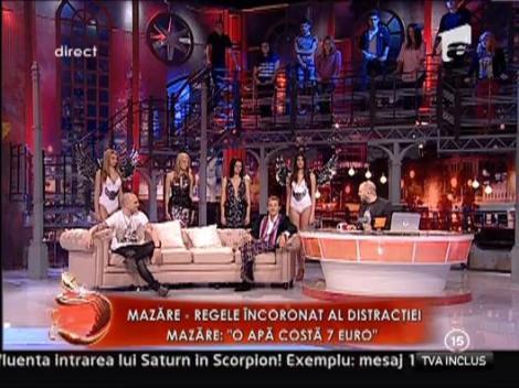 "Radu Mazare: ""Am cheltuit mult la Monte Carlo"""