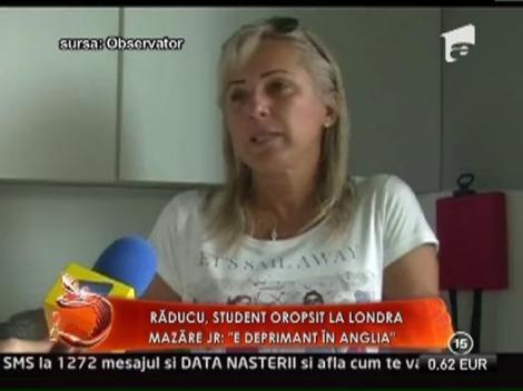 "Radu Mazare: ""Raducu iubeste o machedoanca"""