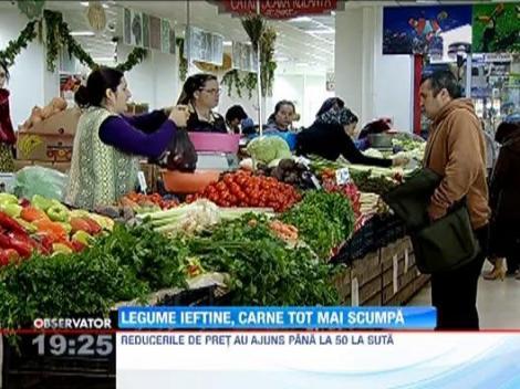 Producatorii si procesatorii din industria alimentara anunta noi scumpiri, in preajma sarbatorilor de iarna