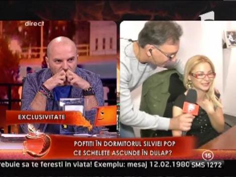 Silvia Pop a refuzat sa joace un rol de vampirita semi-dezbracata