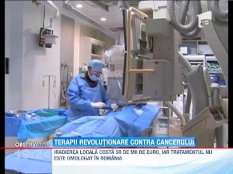 Terapii cu substante radioactive contra cancerului