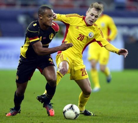 "VIDEO! Romania-Belgia 2-1: ""Torje da Ciuleandra la Maxim"""
