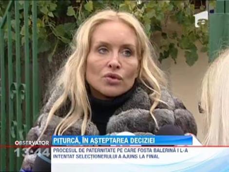 Victor Piturca, in asteptarea deciziei jucatorilor in procesul de paternitate