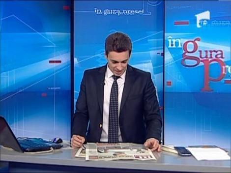 """Mircea Badea: """"Cred ca PDL sta mai bine in sondaje decat ARD"""""""