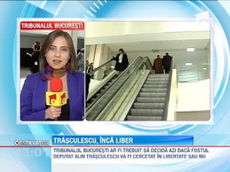 Dosarul in care este anchetat  Alin Trasculescu, scos de pe rol