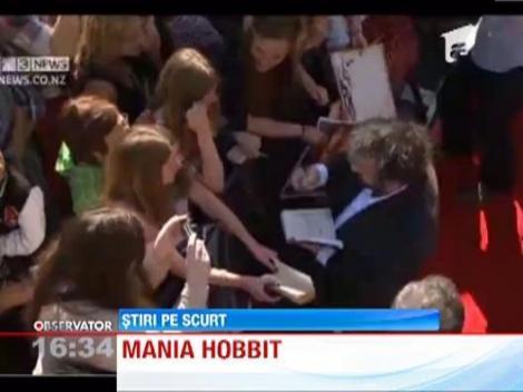 """Premiera mondiala a filmului """"Hobbitul: O calatorie neasteptata"""" a avut loc in Noua Zeelanda"""