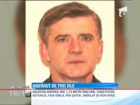 Taximetrist din Galati, dat disparut de trei zile