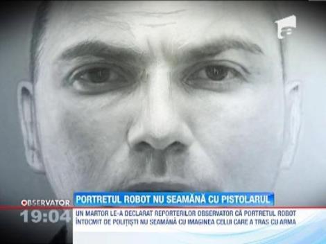 Portretul robot facut de politisti nu seamana cu atacatorul din cartierul Vitan