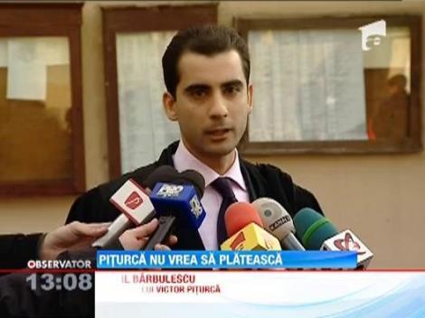 Victor Piturca si-a dat in judecata fiul. Selectionerul vrea sa plateasca o pensie alimentara mai mica