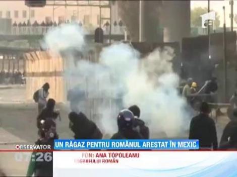 Fotograful roman arestat in Mexic are sanse sa fie eliberat