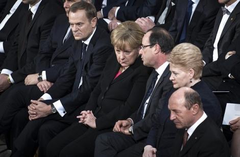 Sarbatoare in Europa, cu ocazia decernarii Premiului Nobel pentru Pace
