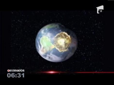Un asteroid cu o suprafata de 10 kilometri patrati a trecut pe langa Pamant