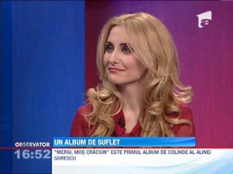Alina Sorescu, primul album de colinde