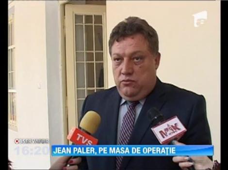 Jean Paler, in afara oricarui pericol. Interventia pe cord a decurs fara probleme