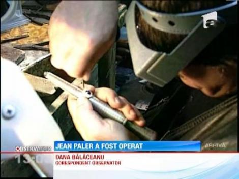 Actorul Jean Paler a fost operat, dupa ce a suferit un preinfract