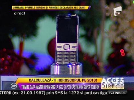 Petronela Minciuna a castigat un telefon mobil