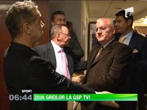 Victor Piturca vine la Versus, de la ora 15, pe GSP TV