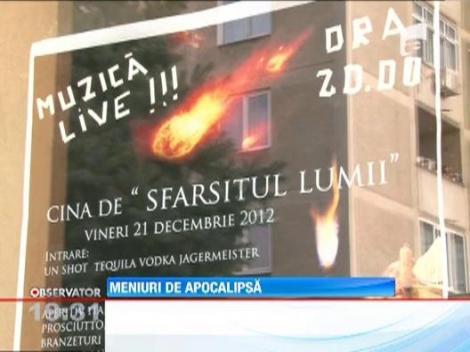 Un restaurant din Iasi a inclus in meniu sarmalute post-apocalipsa