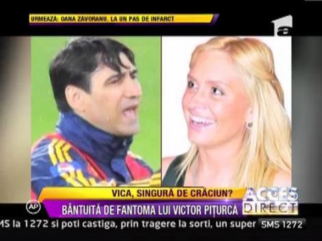 Vica Blochina, bantuita de fantoma lui Victor Piturca!