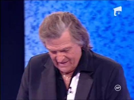 Florin Piersic le-a invins pe blondele lui Dan Negru