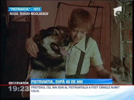 Pistruiatul, dupa 40 de ani, isi aminteste cu nostalgie de Sergiu Nicolaescu