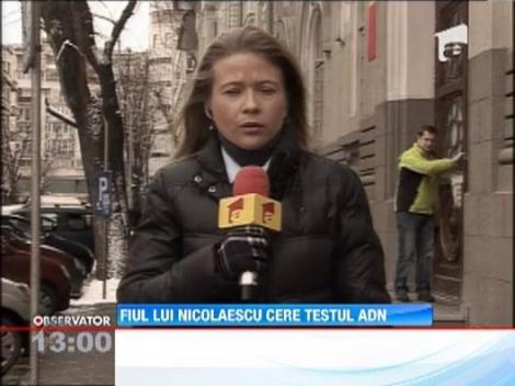 UPDATE! Fals de identitate in cele doua cereri depuse la judecatorie de presupusul fiu al lui Sergiu Nicolescu