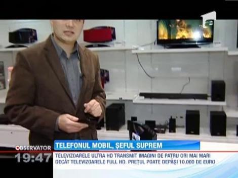 Telecomanda, ultima victima a telefonului mobil. Ce tehnologii intra pe piata in anul 2013