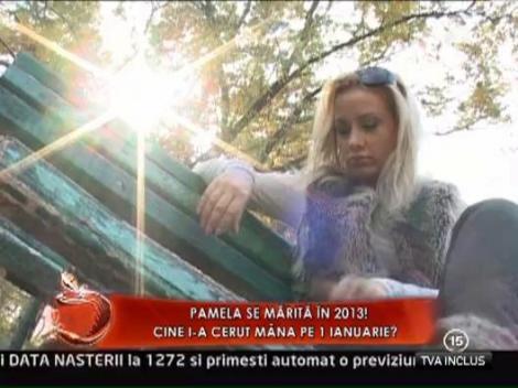 Simona Trasca se marita! A fost ceruta in casatorie  in noaptea de Revelion!