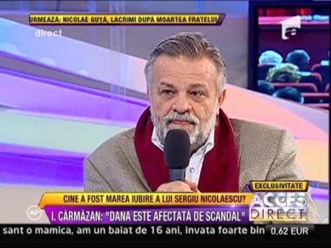 """Ioan Carmazan: """"Prima sotie a lui Sergiu Nicolaescu a facut avort!"""""""