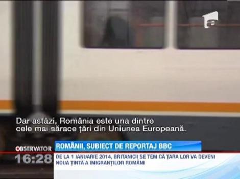 Romanii, subiect de reportaj BBC