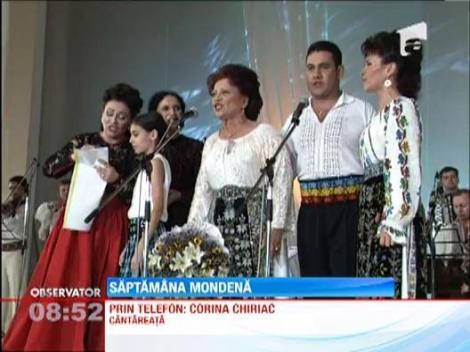 Saptamana mondena: Monica Gabor, Oana Zavoranu si Ilie Nastase, in prim plan