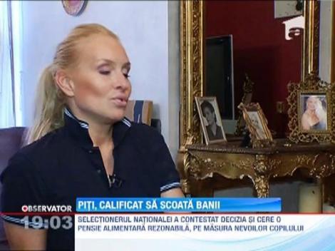 Instanta a decis ca Victor Piturca este tatal copilului Vicai Blochina