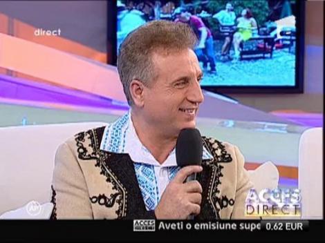 """Constantin Enceanu a devenit bunic: """"Am plans cand am aflat vestea"""""""