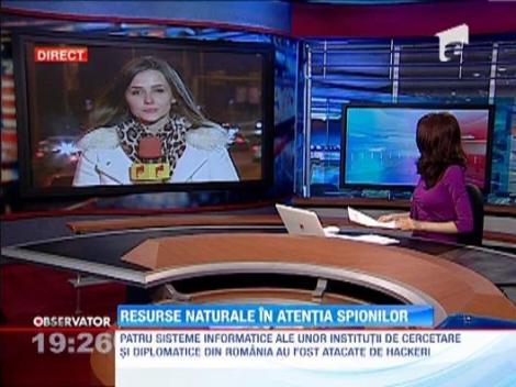 """Resursele naturale ale Romaniei, in atentia spionilor cibernetici din gruparea """"Octombrie Rosu"""""""