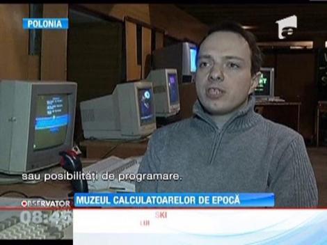 Muzeul calculatoarelor de epoca a fost deschis in Polonia
