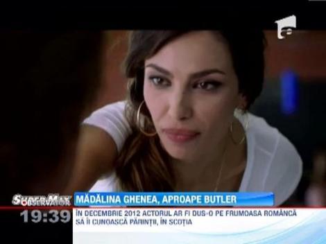 Madalina Ghenea si Gerard Butler s-au logodit?