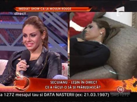 "Madalina Secuianu are probleme cu somnul! ""Nu pot sa dorm nici cu somnifere"""