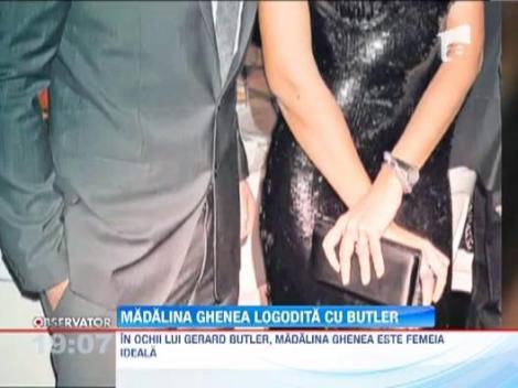 Madalina Ghenea a fost ceruta in casatorie de actorul Gerard Butler! Cum arata inelul de logodna