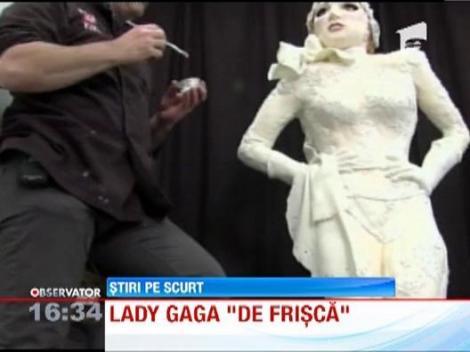 Lady Gaga, muza unui cofetar