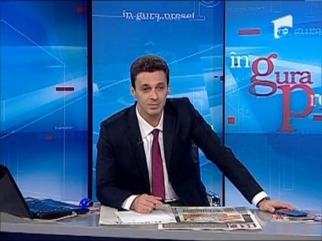 """Traian Basescu: """"Imi dau demisia alaturi de cei 588 de parlamentari"""""""