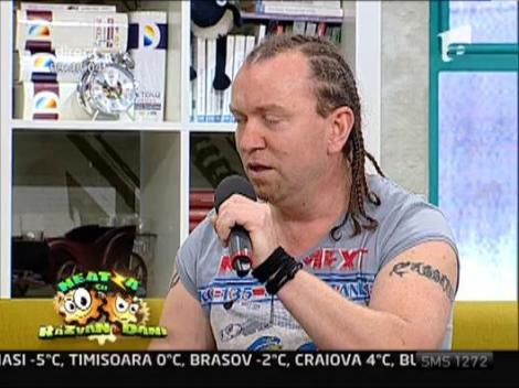 Casanova, stramosul hip-hopului romanesc, a revenit la Neatza!