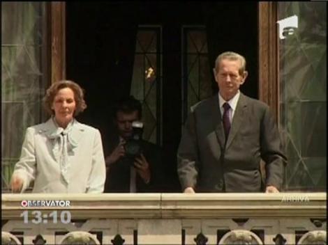 Casa Regala refuza sa comenteze situatia in care a fost pusa de presupusul fiu al Regelui Mihai