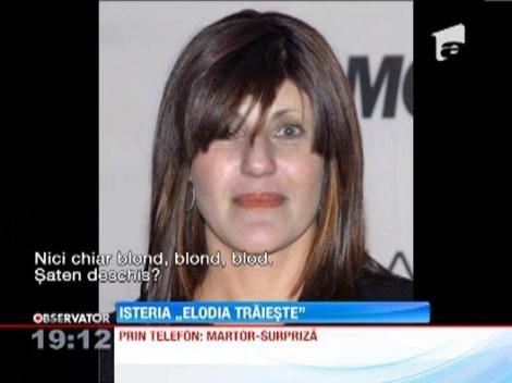Mai multi martori surpriza spun ca s-au intalnit cu avocata Elodia
