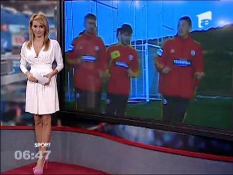 Victor Piturca spera ca echipele de fotbal sa promoveze mai multi tineri