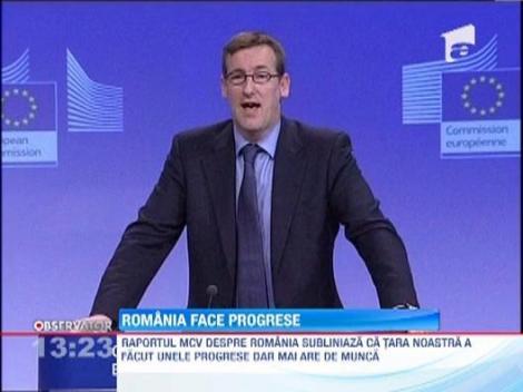 Romania indeplineste conditiile pentru intrarea in Schengen