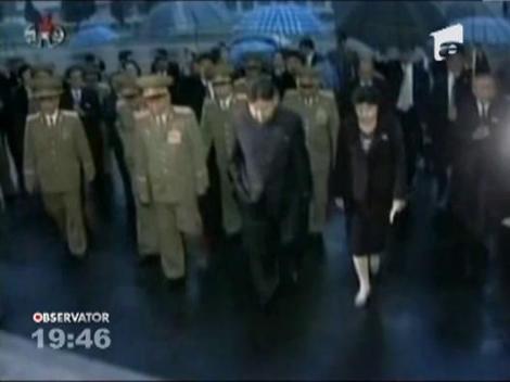 Kim Jong-un a devenit posesorul unui telefon performant